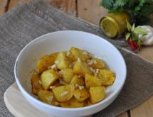 Spicy Golden Potato Recipe